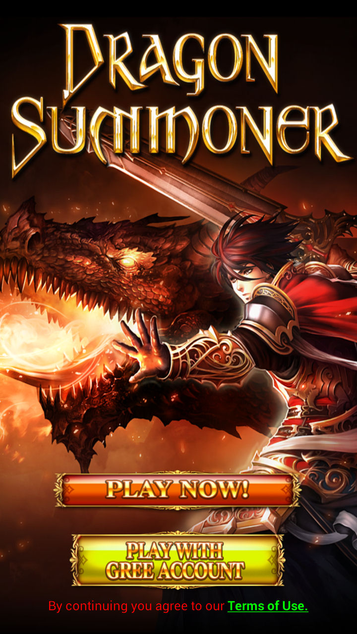 dragon summoner gameloft android iphone card game01