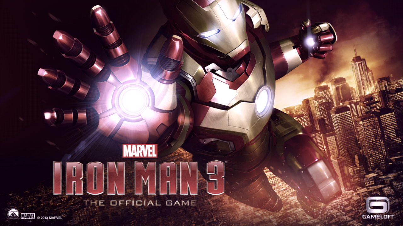 Iron Man 3 - The official Movie Game